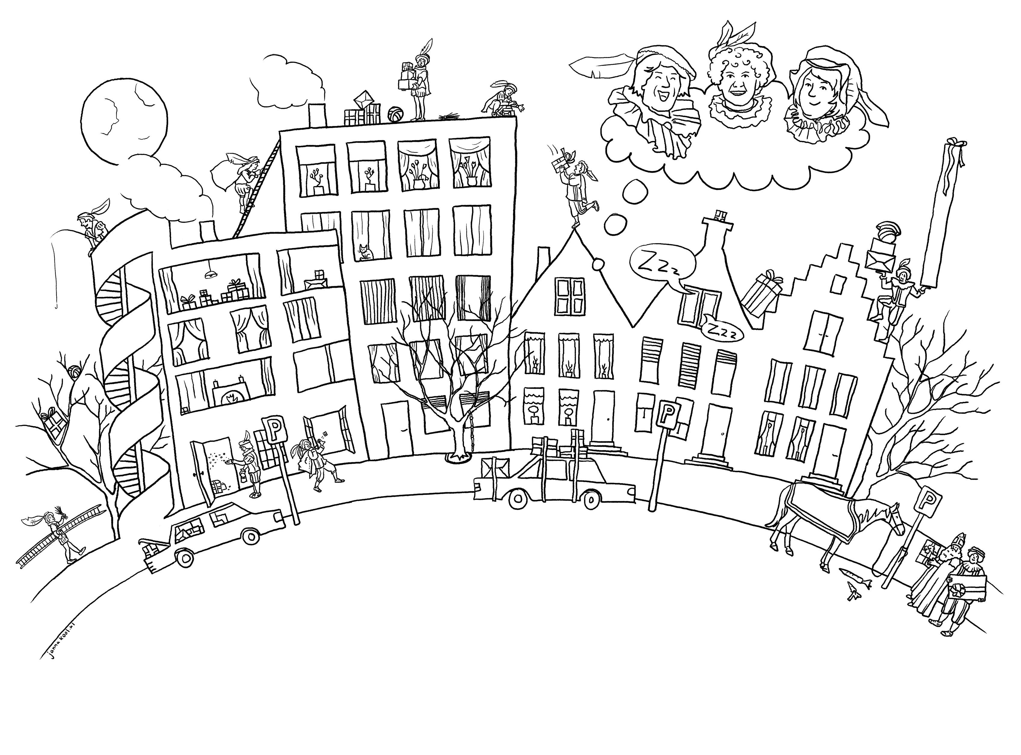 Admin Leve Sint Amp Piet